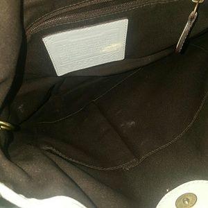 Coach Bags - RARE Coach Poppy shoulder Bag